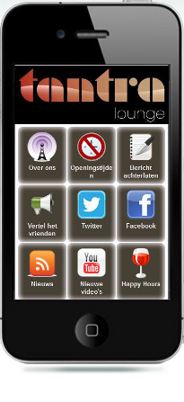 tantra lounge mobiele website