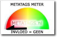 Wat is de metatag AUTHOR